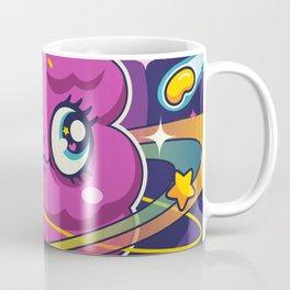 Sugar High: Cosmic Swirl Coffee Mug