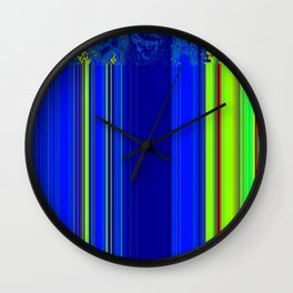 The Architecture of a Selfie Wall Clock