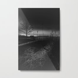 On the wrong side of the lake 11 Metal Print