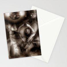 Broken Glimpse  Stationery Cards