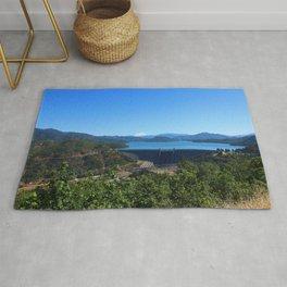 Shasta Lake View Rug