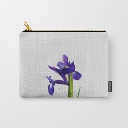 Iris Still Life Carry-All Pouch
