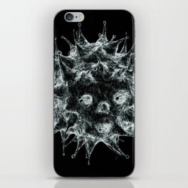 Viral disease iPhone Skin