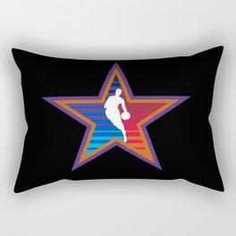 NBA All Star Rectangular Pillow