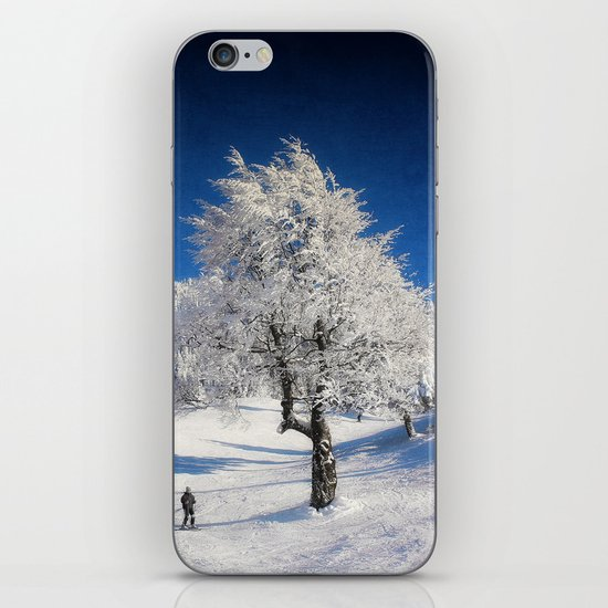 New Winter Day  iPhone & iPod Skin