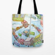 The Metro Mix Tote Bag