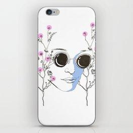 TAKE SHADE iPhone Skin