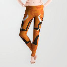 3 Eye Monster Leggings