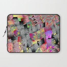 Shapes in Motion - Jongho Lee Laptop Sleeve