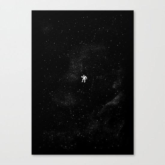 Gravity Canvas Print