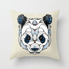Big Panda Throw Pillow