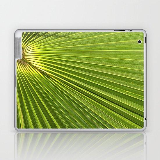 Calm Palm Laptop & iPad Skin