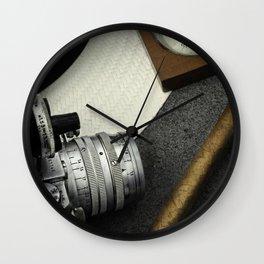 Leica in Cuba Wall Clock