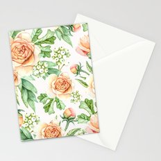 FLOWERED NATURE II Stationery Cards
