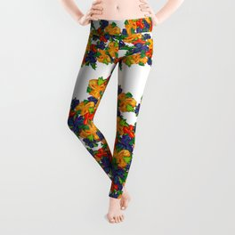 Flowery Leggings