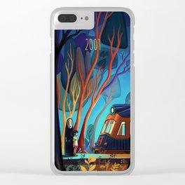 Chihiro Clear iPhone Case