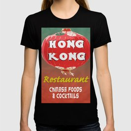 Vintage Chinese Food Restaurant T-shirt