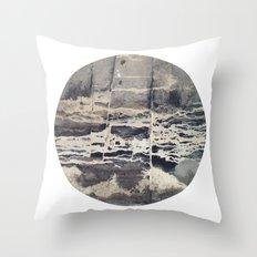 Planetary Bodies - Cement Throw Pillow