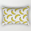 Polka Dot Banana Print by mariannegilliand
