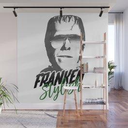 Franken Stylish Wall Mural