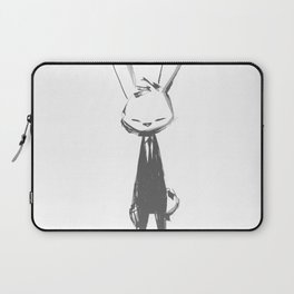 minima - beta bunny pose Laptop Sleeve