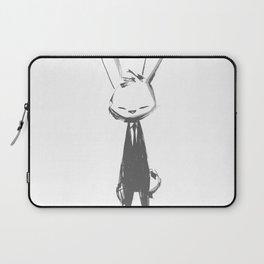 minima - beta bunny pose Laptop Sleeve