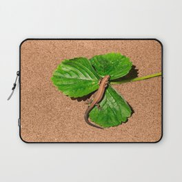 I am busy, I am tanning Laptop Sleeve