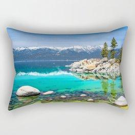Beauty of Mother Nature |IxI| Rectangular Pillow