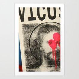 Dumpster Art Art Print