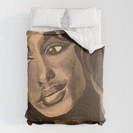 Normal Girl Comforters