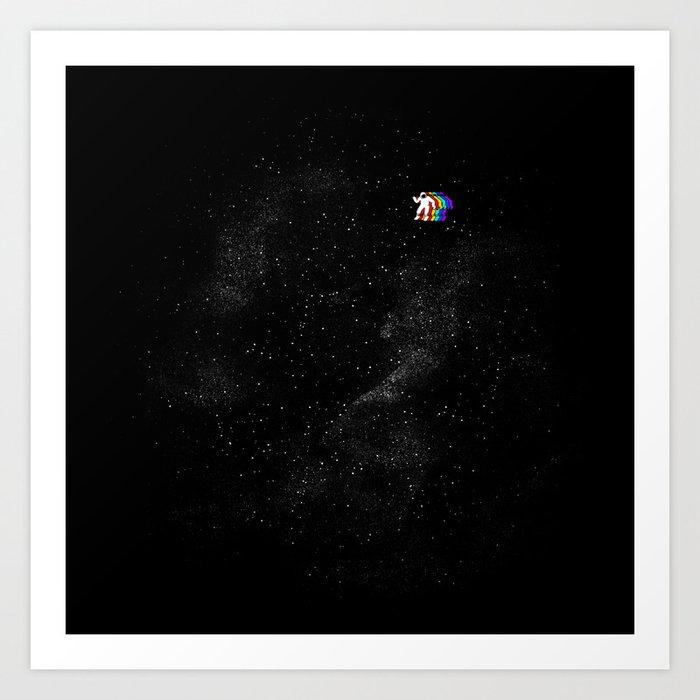 Gravity V2 Kunstdrucke