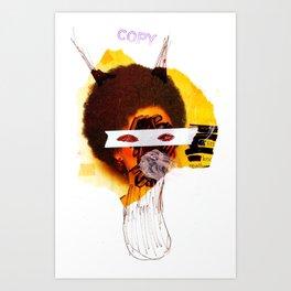 ohoi Art Print