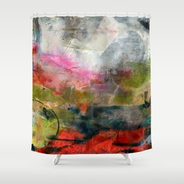 Dream Encounters No.12 by Kathy Morton Stanion Shower Curtain