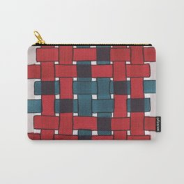 Cool Woven Carry-All Pouch