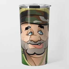 Carl Travel Mug