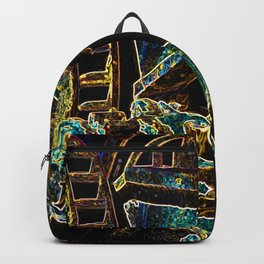 Corroded Gears Backpack