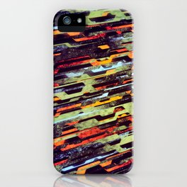 paradigm shift (variant 3) iPhone Case