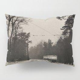 forest tram Pillow Sham