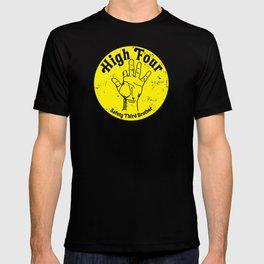 High Four Safety Third T-shirt