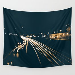 Long Exposure Wall Tapestry