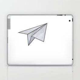 Marbelous plane Laptop & iPad Skin