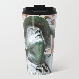 Statue Man Station Travel Mug