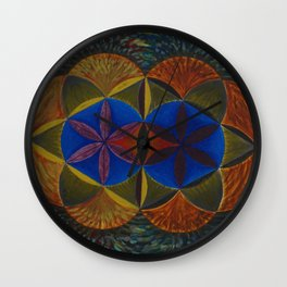 the lucifer experiment geometry Wall Clock
