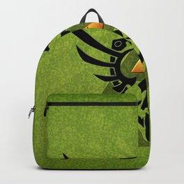 Zelda Link Triforce Backpack