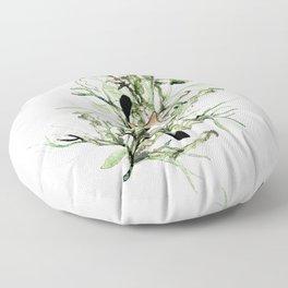 Waterwheel Plant Floor Pillow