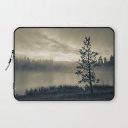 Pine Trees 3 Laptop Sleeve