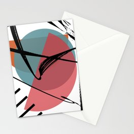Torn Shackles Stationery Cards