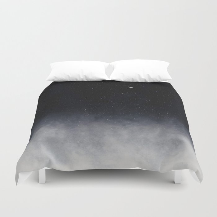 After we die Duvet Cover