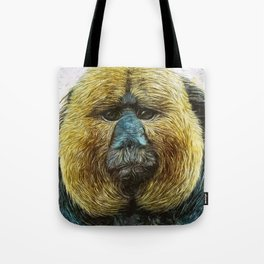 Animaline - Saki monkey Tote Bag