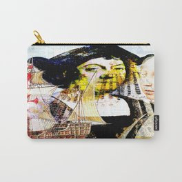 Columbus & Queen Isabel   (2) Carry-All Pouch